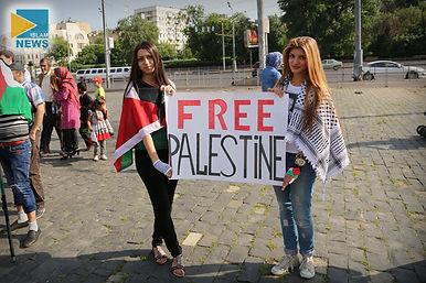 Всемирный марш на Иерусалим, Москва, 2013 год