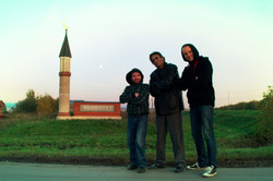 Muslims, Russia is proud of the first Film. Ahead of time. Haidar Musin, 2012_Ramil Khairulin 3