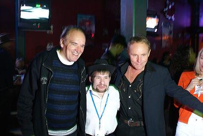 Актер Том Бауэр, Рамиль Хайрулин, актер Роберт Нотт, США, 2009 год