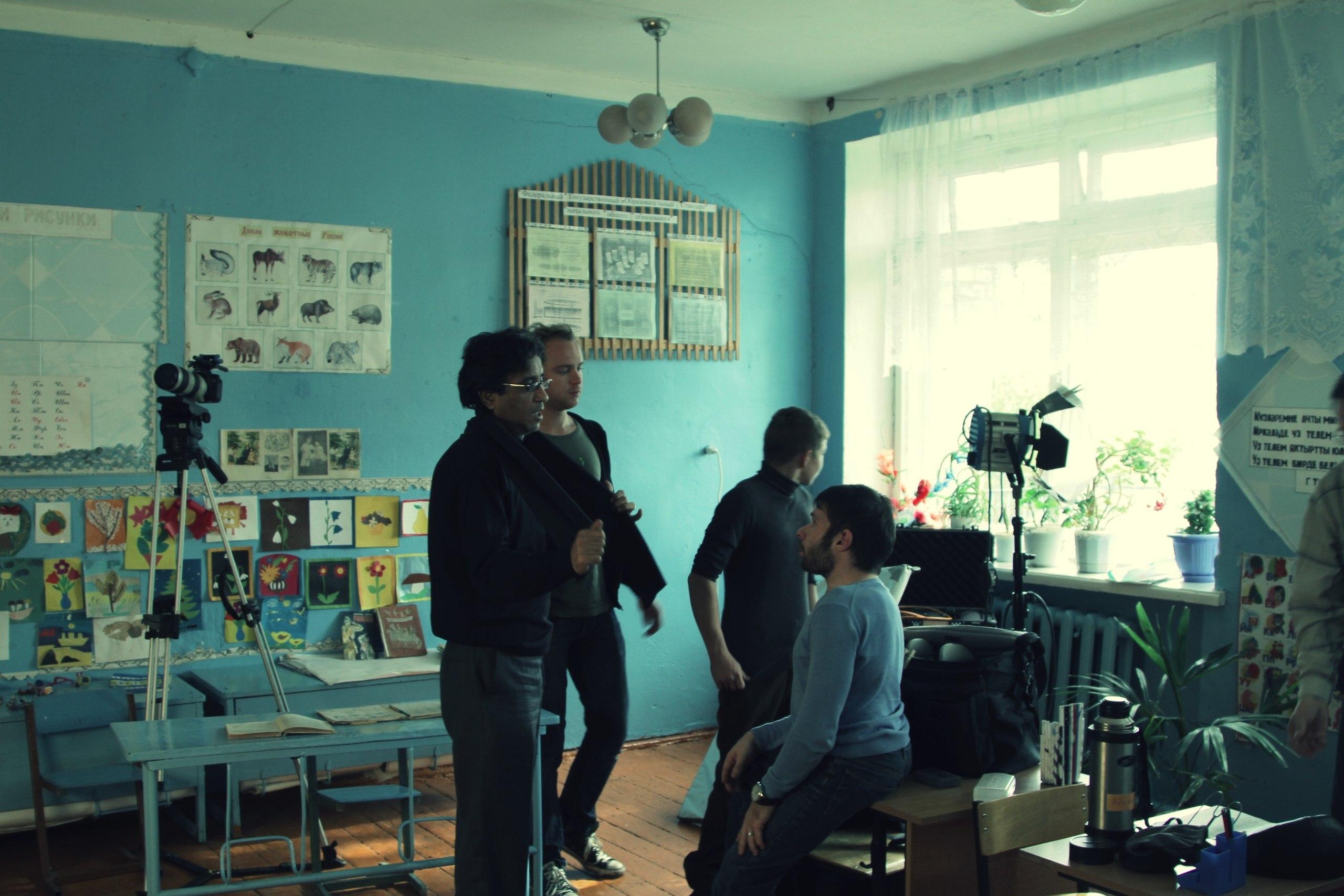 Muslims, Russia is proud of the first Film. Ahead of time. Haidar Musin, 2012_Ramil Khairulin 7