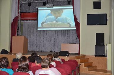 Показ фильма «И мы любим жизнь» в Иваново, 2016 год