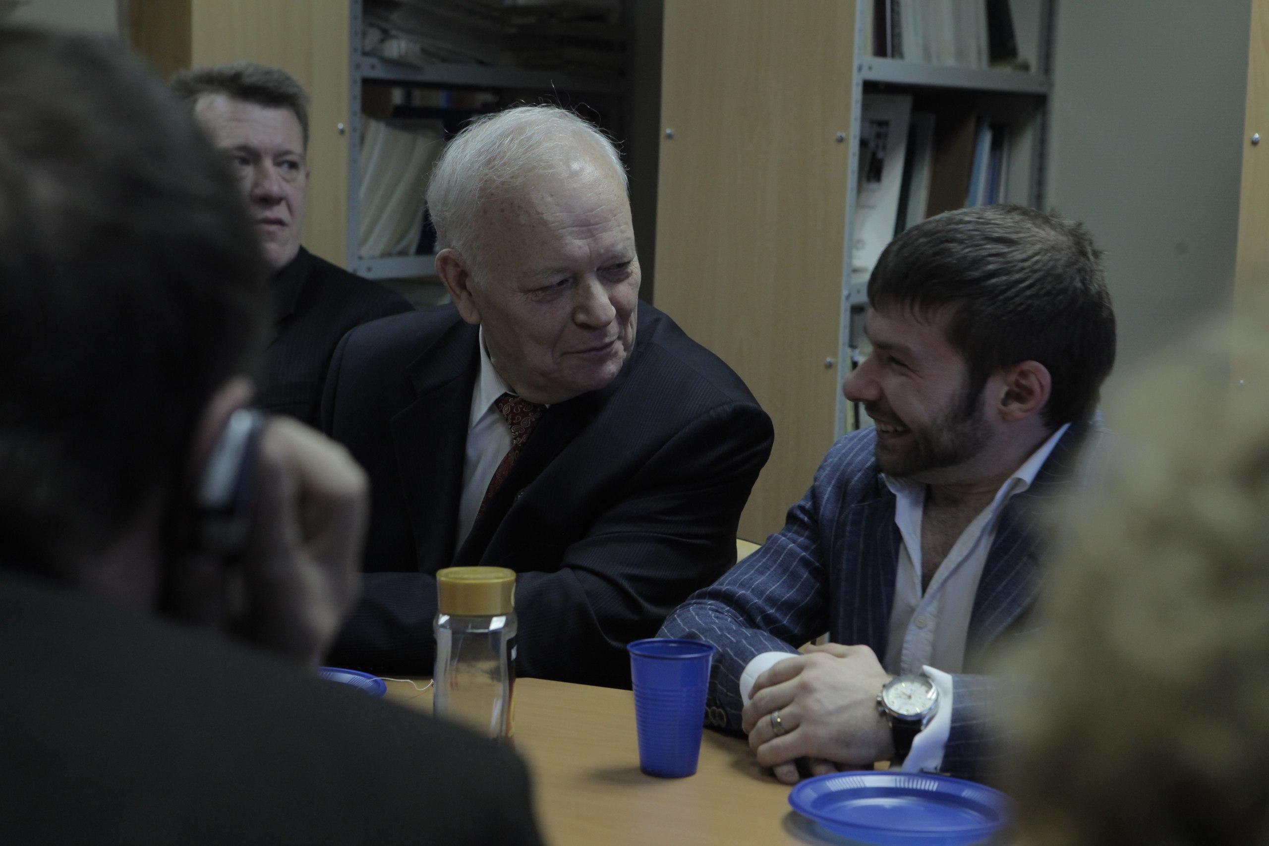 Muslims, Russia is proud of the first Film. Ahead of time. Haidar Musin, 2012_Ramil Khairulin 12