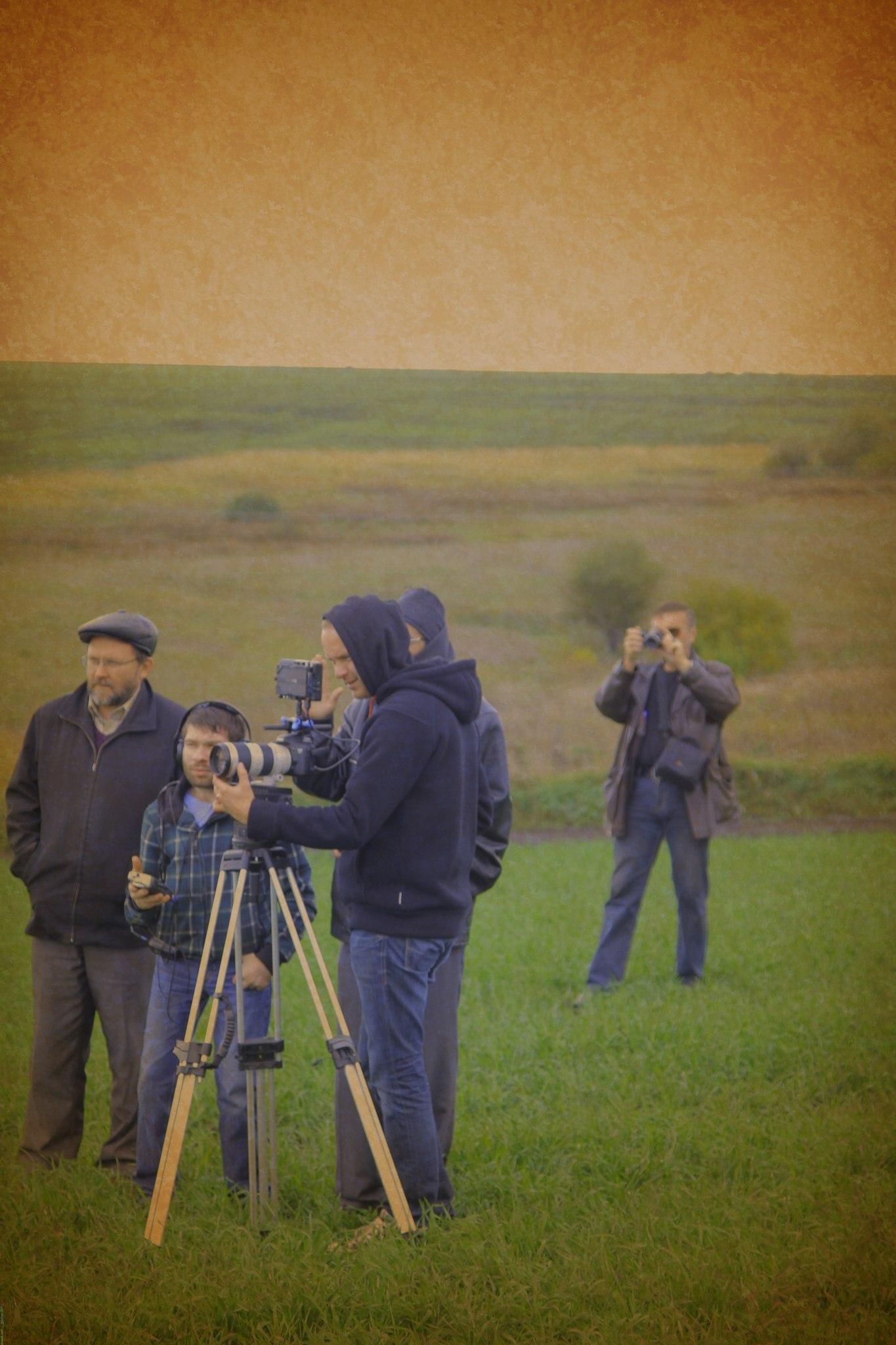 Muslims, Russia is proud of the first Film. Ahead of time. Haidar Musin, 2012_Ramil Khairulin 1