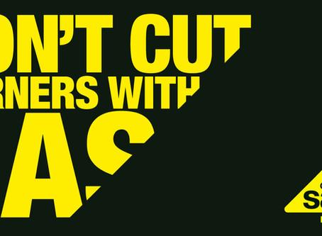 Don't cut Corners.