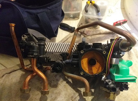 Boiler Repair.