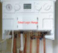 Ideal Logic Boiler Range