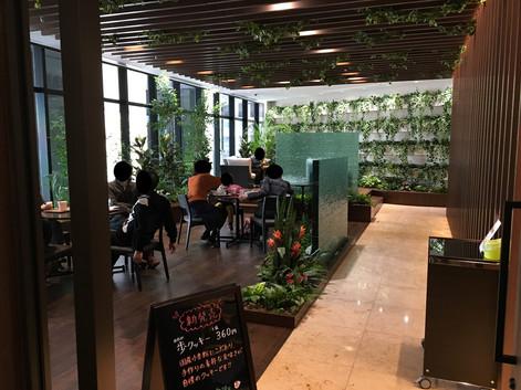 2階 フォレストカフェ