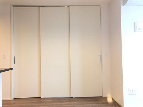 3枚吊り戸