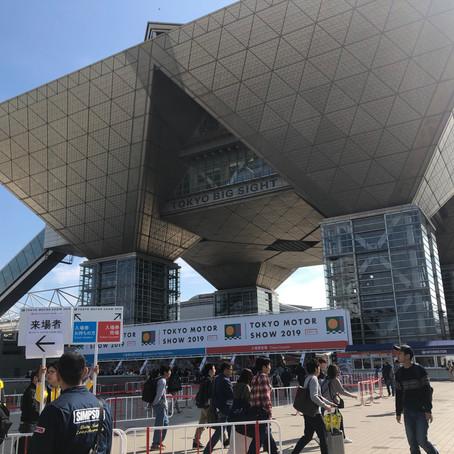 社外研修 〜TOKYOモーターショー2019〜