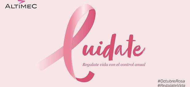 Video Charla Cancer de Mama