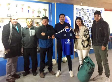ALTIMEC entrega auspicio deportivo al CD Las Ventanas