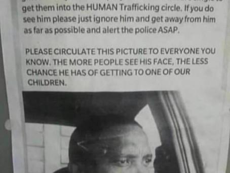 Human Trafficking Circle in Louisiana