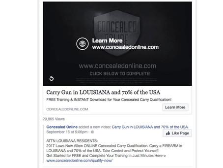 LA Gun Permit