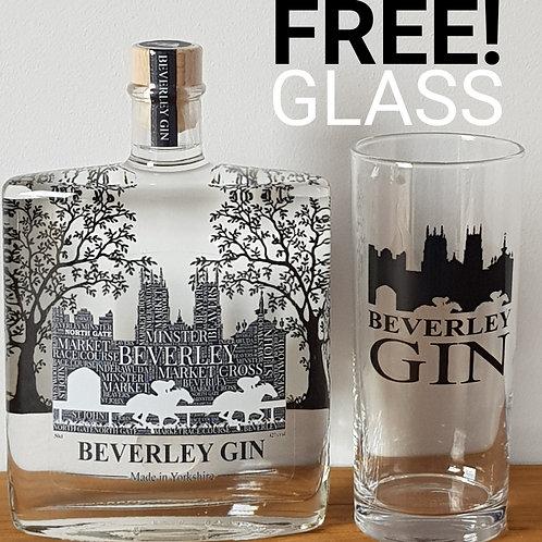 Beverley Gin 50 cl
