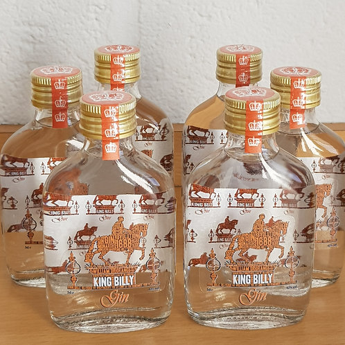 King Billy Gin 5 cl ( 6 Pack)