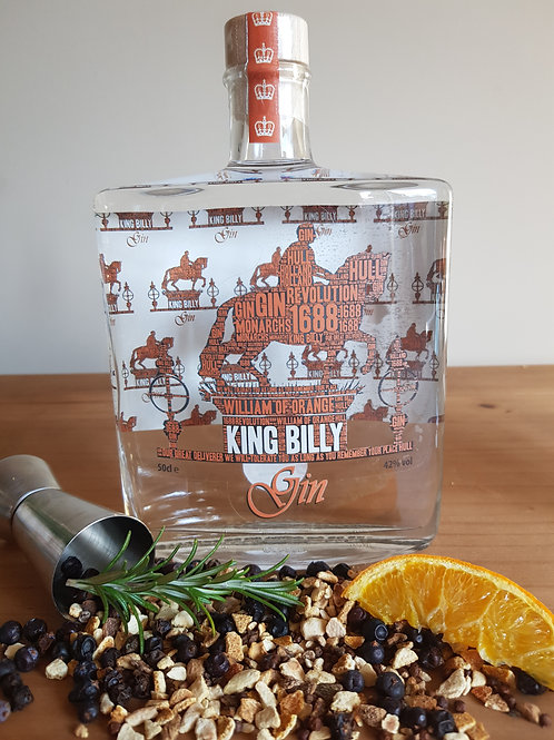 King Billy Gin 50 cl