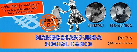 Banner Mambo y Sandunda SM de Social Media