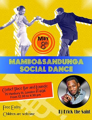 Mambo y Sandunda Social Dance