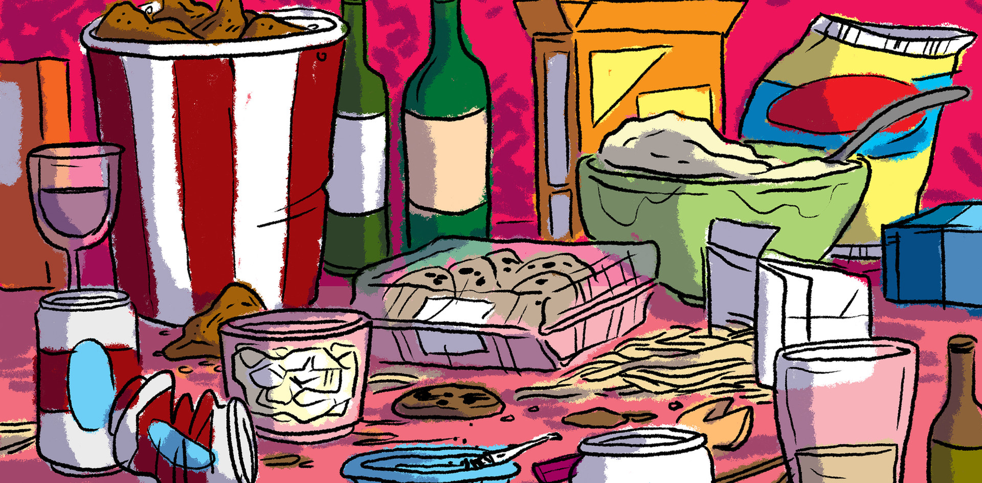 How to Host a San Francisco Friends-giving