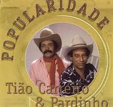 """Dupla sertaneja Tião Carreiro e Pardinho. Música: """"A vida de um policial""""."""