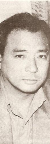 O lendário investigador da Delegacia de Roubo a Bancos do Deic, Oscar Matsuo (anos 80).