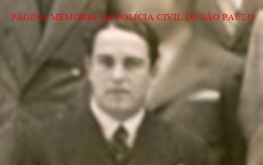 Durval de Vilalva, Delegado Geral no final da década de 30.