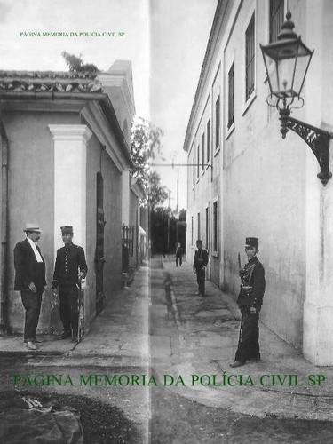 Antigo Presídio Tiradentes, nos anos 20.