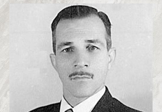 Dr. Benedito de Carvalho Veras. Período: fevereiro de 1959 a janeiro de 1963.