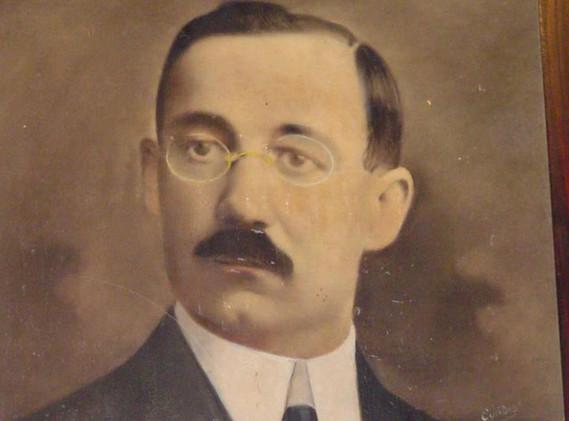 Dr. Everardo Bandeira de Melo o primeiro Delegado de Polícia de Carreira em Campinas.