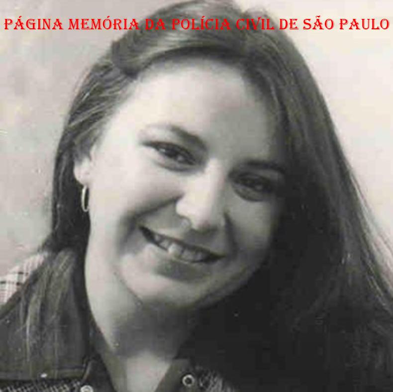 """Faleceu na tarde de 12/06/2019, por causa natural, a Investigadora da Velha Guarda da Polícia Civil, Maria Beatriz Teixeira Leite """"Bia"""", lotada na DDM da 2ª Seccional do DECAP. (foto do início da década de 80)."""