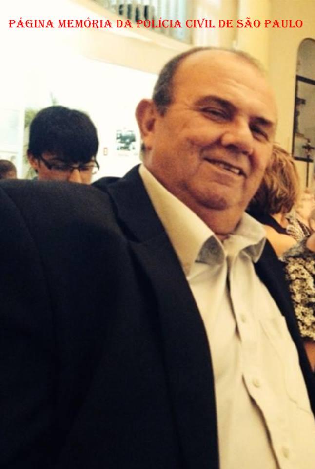 Investigador Francisco Mellone Neto, nas décadas de 70 e 80 trabalhou na 2ª Delegacia de Furto de Autos da DISCCPAT do DEIC (Kilo).