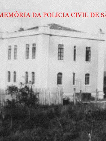 Antiga Cadeia Pública de Itaporanga/SP.