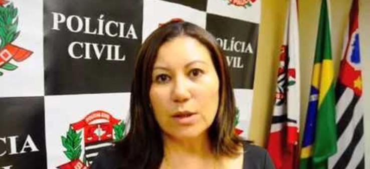 Delegada de Polícia Diretora do DHPP, Elisabete Sato Lei. Inciou sua carreira policial em 1.977 como Investigadora no DEIC, chegando a Diretora de um dos Departamentos mais importantes da Polícia Civil paulista.