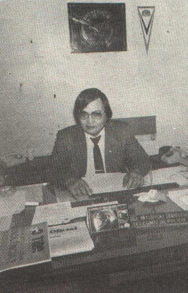 Delegado Taniguchi, por muitos anos Delegado Supervisor do GARRA.