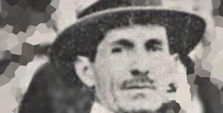 João Baptista de Souza, em 1920.