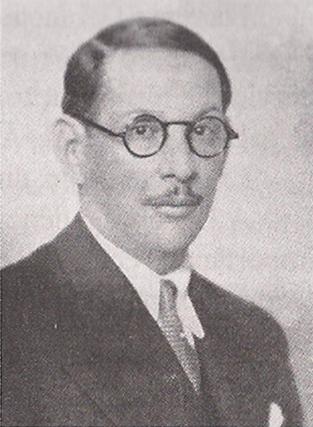 Secretário de Segurança Pública, Delegado de Polícia Artur Leite de Barros Junior, na década de 30. Tio avô de nosso Diretor da ACADEPOL, Delegado de Polícia Mário Leite de Barros Filho.