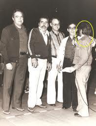 O repórter policial Beija-Flor, José Gil Avilé. Beija-Flor trabalhou nas principais emissoras de São Paulo, como as rádios Bandeirantes, Tupi e várias outras.