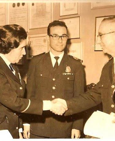 Corpo Especial de Policiamento Feminino (década de sessenta).