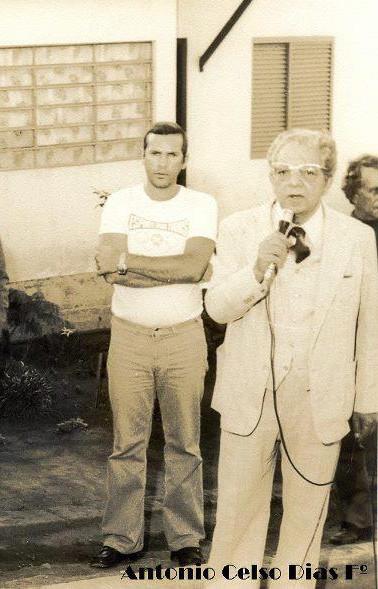 Dr. Roberto Cardozo de Mello Tucunduva, ex-Delegado Seccional de Polícia de Bragança Paulista. Homenageado sendo nome de rua.