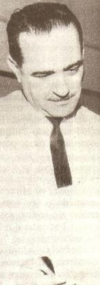 Dr. Wilson José Minervino, então delegado do 3° DP de São Paulo (início dos anos 60).