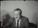 Orlando Criscuolo, um dos repórteres policiais mais famosos das décadas de 50, 60 e 70. Trabalhou no Diário da Noite
