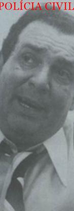 O saudoso Delegado José Wilson Richetti, no final da década de 70.