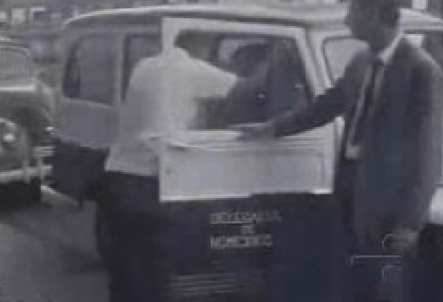 Delegacia de Homicídios do DEIC (anos 60)