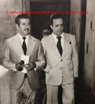 Delegados Rubens Figueiredo e Maurício Henrique Guimarães Pereira, na Delegacia do Município de Marília, em 1976. MENSAGEM DA FILHA, Renata Figueiredo Peris E IRMÃOS: Falar de Rubens Figueiredo é apontar um sem fim de realizações na Polícia Civil do Estado de SP... Iniciou sua carreira policial em 1952, já como delegado, após formar-se pela Faculdade de Direito do Rio de Janeiro. Demonstrava, sem constrangimento, um entusiasmo vibrante por todas as realizações da polícia. A larga experiência adquirida nas cidades de Uchoa, Santa Bárbara do Viterbo, Paranapanema,Bastos, Adamantina, Flórida Paulista, Conchal, Artur Nogueira, Morro Agudo, José Bonifácio, Monte Aprazível, Pinhal, Casa Branca, Fernandópolis, Marília por 2 vezes, Rio Claro, Itapetininga, Jales por 2 vezes, Bauru, Presidente Prudente, Sorocaba, Campinas e São Paulo, lhe capacitou a exercer os mais altos cargos da Polícia Paulista. Profissional de ilibado caráter, jurista prudente e experiente administrador!!! Faleceu em São Paulo em 15/06/1985. Hoje, nós, seus filhos, Rachel, Renata, André Luiz, Regina e Rosana comemoramos o Dia dos Pais, lembrando sempre do forte legado que nos deixou: Caráter, trabalho e honestidade!!!