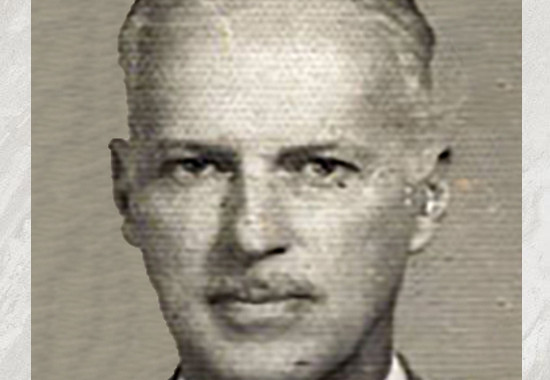 Dr. Renan Basto. Período: Setembro de 1969 a Março de 1970.