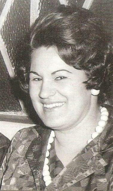 Dra. Ivanete Velloso, primeira mulher a ocupar o cargo de Delegado de Polícia em São Paulo.