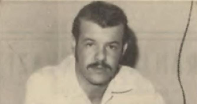 Chefe dos Investigadores do Município de Limeira Manoel Silveira Franco, em 1.971.