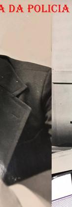 Os saudosos Delegados Ayrton Martini e Carlos Eduardo Penazzi, respectivamente Titular e Assistente da antiga Delegacia de Estrangeiros do DOPS- Departamento de Ordem Política e Social, no final da década de 70. Acervo do Reporter Policial João Bussab.
