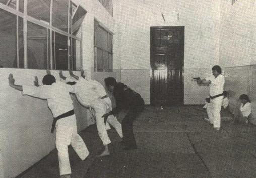 Centro de Adestramento do GARRA/Deic (1986)