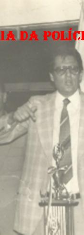 Homenagem da Associação dos Investigadores de Polícia do Estado de São Paulo aos Delegados de Polícia Mellinho, Henrique Riedel (na época Supervisor do Garra), Osvaldo Roberto Manzo Valery e o presidente da AIPESP Godinho (Depois passou para Delegado).